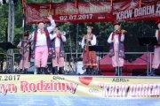 Dużo dobrej zabawy  podczas XVII festynu pn.: ˝Krew Darem Życia˝ wSobkowie