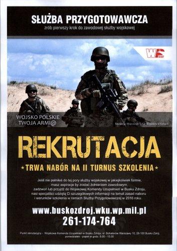 Informacja WKU Busko Zdrój